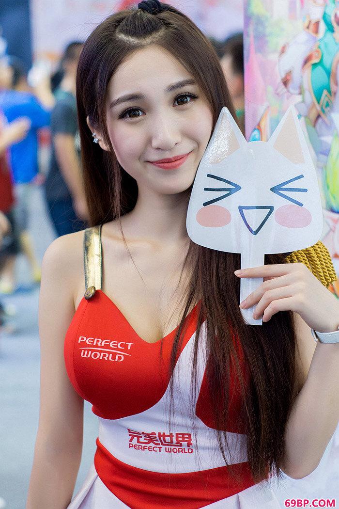 上海CCG-EXPO动漫展风骚妹子图_亚洲欧美综合另类自拍