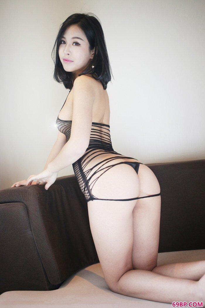 丁裤浪女小丽er翘臀高翘诱惑有加_美女各种B型19P图