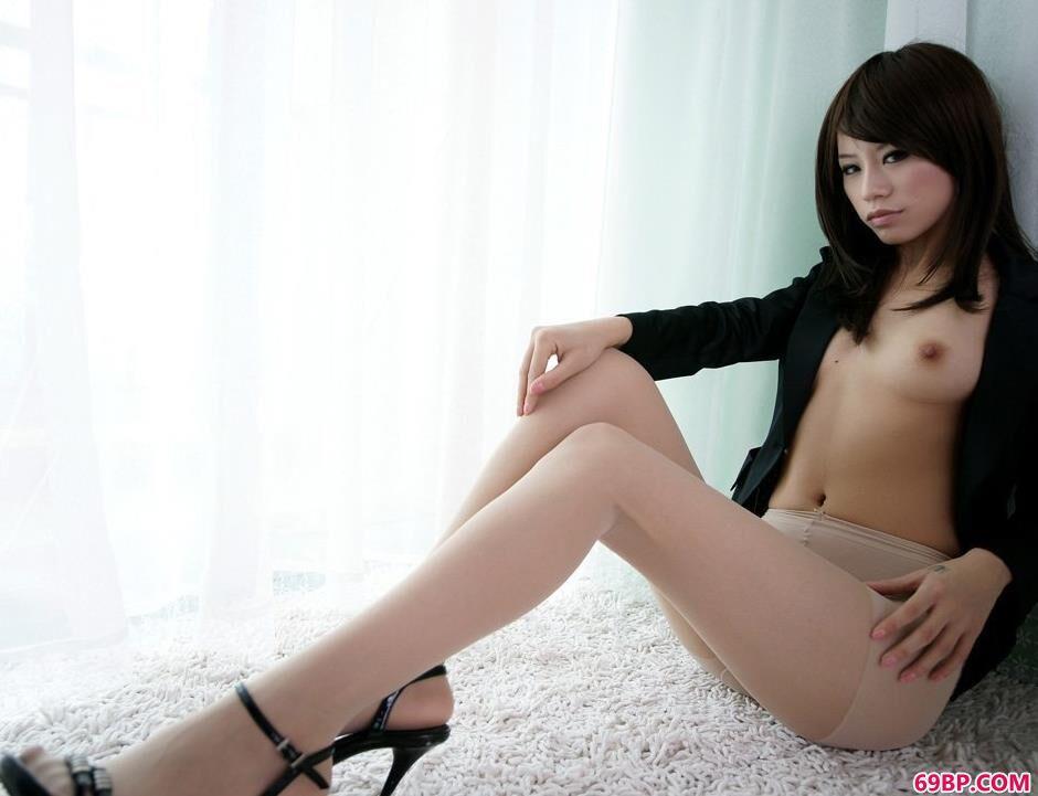 小艾肉丝美体高跟鞋3