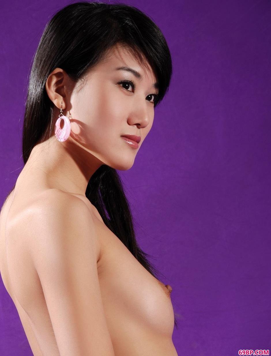 裸模毛毛室拍艺术人体1