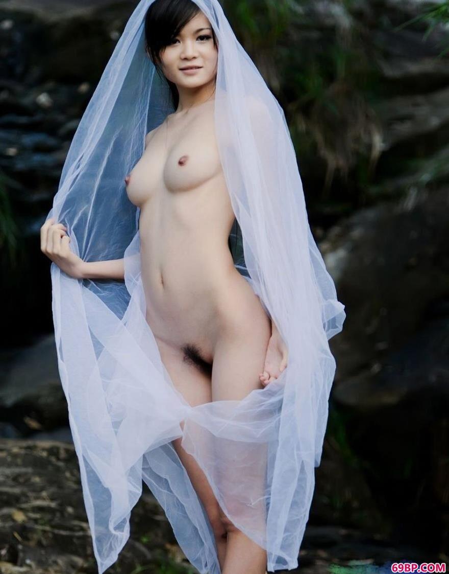美模凯利舞动的白纱